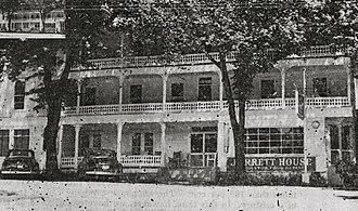 The Jarrett House - Image: Jarett House 1951