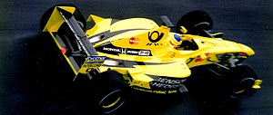 Mugen Motorsports - Image: Jarno Trulli 2000 Monza