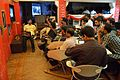 Jayanta Nath - Bangla OCR and AutoWikiBrowser Discussion - Bengali Wikipedia Meetup - Kolkata 2015-10-11 5901.JPG