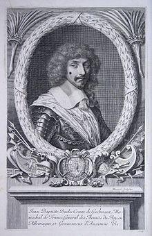 Resultado de imagen de Jean Baptiste Budes, Comte de Guébriant