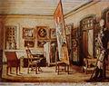 Jean-Baptiste Debret - Meu ateliê do Catumbi no Rio de Janeiro, 1816.jpg