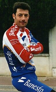Jean-François Bernard French Olympic cyclist