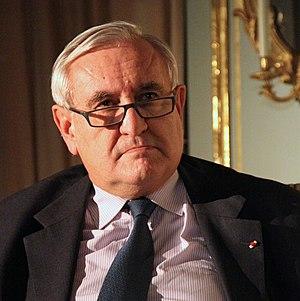 Jean-Pierre Raffarin - Image: Jean Pierre Raffarin par Claude Truong Ngoc 2013