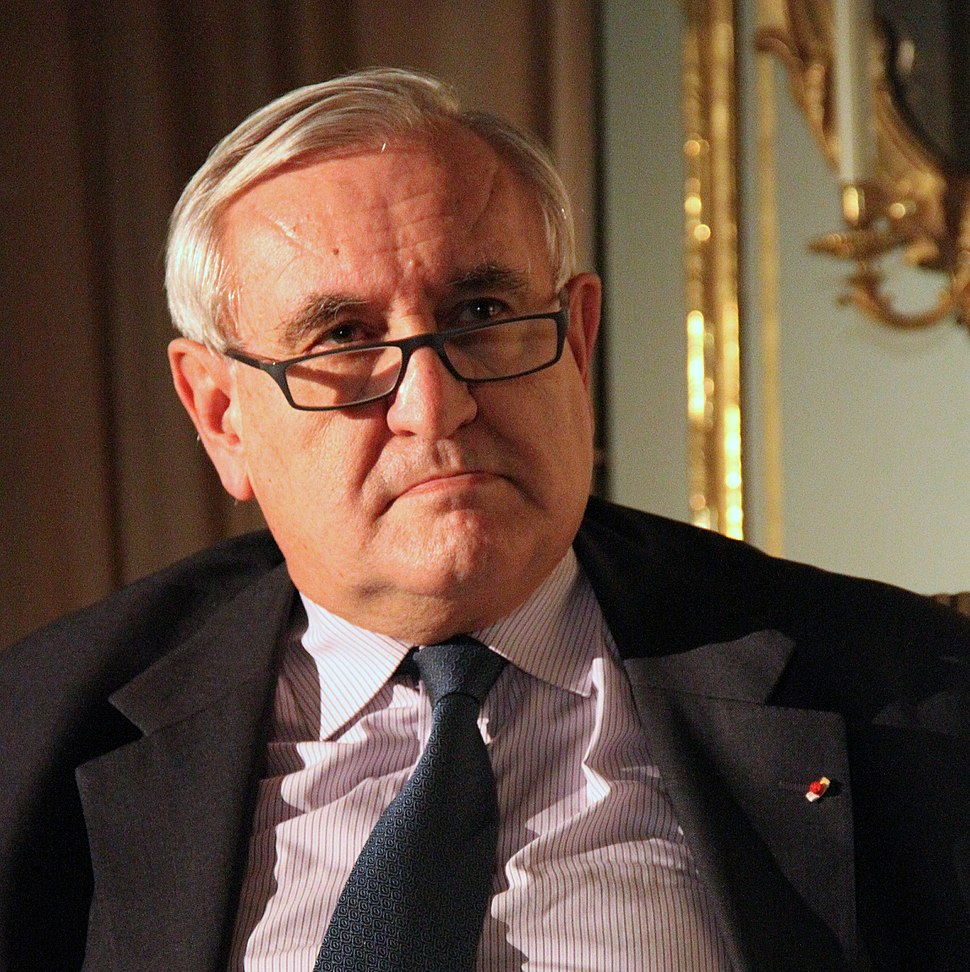 Jean-Pierre Raffarin par Claude Truong-Ngoc 2013