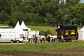 Jean Luc Bacle (Sarthe) en diligence mondial du cheval percheron 2011 Cl J Weber01 (23715667079).jpg