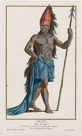Kingdom of Kongo - João I Nzinga a Nkuwu