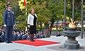 Jefa de Estado realizó un homenaje ante el monumento a los que dieron su vida por España (15475005997).jpg