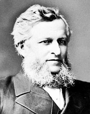 Parliamentary Secretary to the Local Government Board - Jesse Collings, who served briefly as Parliamentary Secretary to the Local Government Board in 1886.