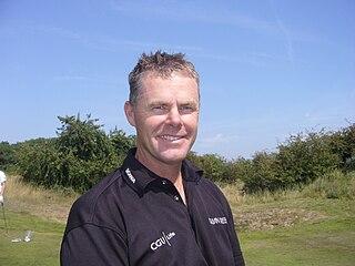 Joakim Haeggman professional golfer