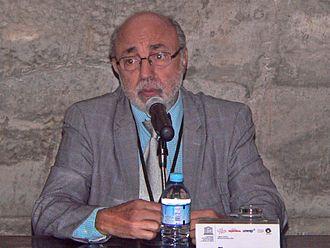 João Batista de Andrade - João Batista de Andrade in 2015 at the Latin America Memorial in São Paulo, Brazil.