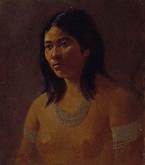 Jacy Camacan - Índio