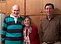 Joe Lodge, Sheila Lodge and John Markoff.jpg