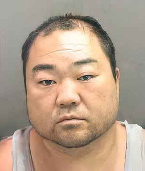 Joe Son - Image: Joe Son mugshot