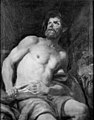 Johann Carl Loth - Cato the Younger's Death - KMSsp154 - Statens Museum for Kunst.jpg