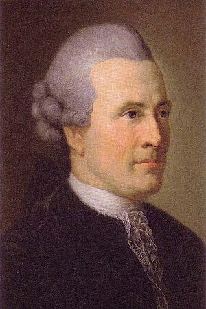 Johann Georg Ritter von Zimmermann - Johann Georg Zimmermann