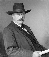 Johannes Martinus Messchaert (1857-1922). Zanger en zangpedagoog, Jan Veth, 1903