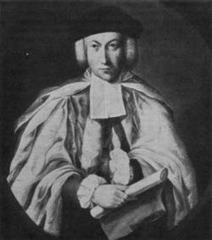 John Alcock (organist) - John Alcock
