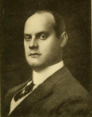 John C. B. Pendleton - Pendleton, c. 1907