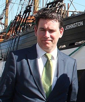 John Deasy (Fine Gael politician) - Image: John Deasy 2015