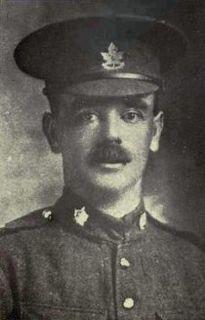 John George Pattison Recipient of the Victoria Cross
