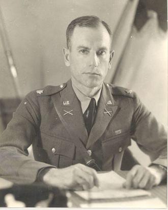 John Magruder (Brigadier General) - Image: John Magruder