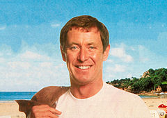 John Nettles Jersey tourism advertisement