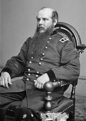 John Schofield - John Schofield during the Civil War