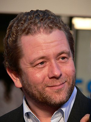 Jon Culshaw - Culshaw at the premiere of Miss Potter in 2006