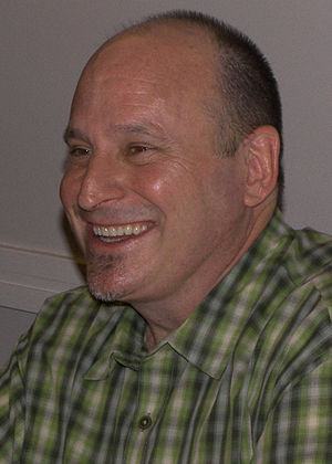 Jon Scieszka at the 2009 Texas Book Festival, ...