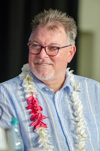 Jonathan Frakes - Frakes at HawaiiCon on September 18, 2016