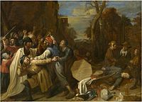 Joos van Craesbeeck - Death is Quick - Quarrel in a Pub.jpg