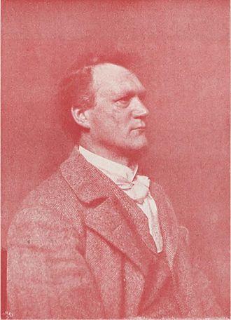 Joseph Uphues - Joseph Uphues. Photograph from 1899.