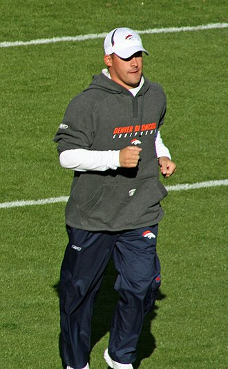Josh McDaniels - McDaniels in 2009