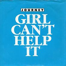 Journey Girl Can T Help