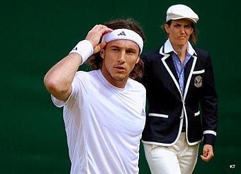 Mónaco - Wimbledon '12 - Archivo