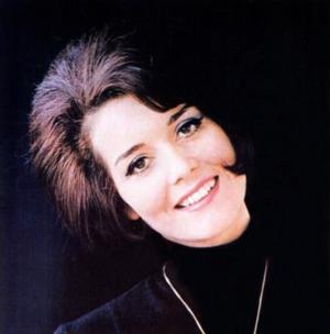 Julie Rogers - Julie Rogers in 1964