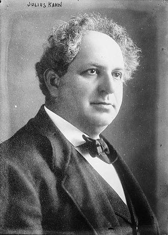 National Defense Act of 1916 - Rep. Julius Kahn of California