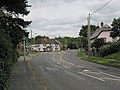 Junction of Southampton Road and Gorley Road, Poulner - geograph.org.uk - 176050.jpg
