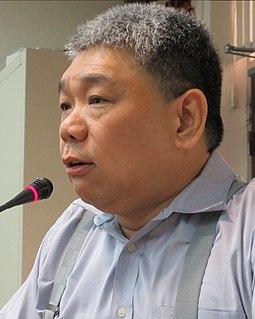 Wang Jung-chang Taiwanese politician