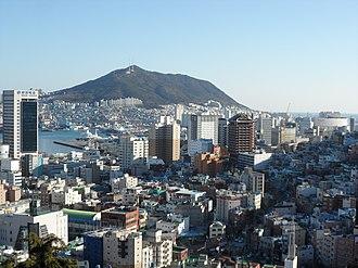 Jung District, Busan - Image: Jung gu of Busan