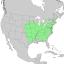 Juniperus virginiana var virginiana range map 1.png