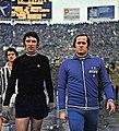 Juventus FC - 1975 - Dino Zoff & Massimo Piloni.jpg