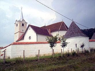 Sânzieni - Fortified Church