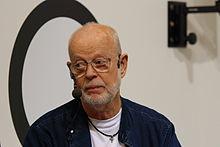 K.G. Hammar på Bogmessen i Göteborg 2013.