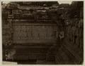 KITLV 28311 - Isidore van Kinsbergen - Relief on the first gallery on the east side of Panataran, Kediri - 1867-02-1867-06.tif