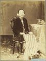 KITLV 4045 - Kassian Céphas - Raden Ayu Mangkoe Boemi, the second wife of Pangeran Adhipatti Ario Mangkoe Boemi at Yogyakarta - 1889.tif