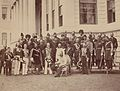 Kaiser Franz Joseph I mit Gefolge 1869.jpg
