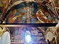 Kakopetria Kirche Agios Nikolaos tis Stegis Innen Gewölbe 04.jpg