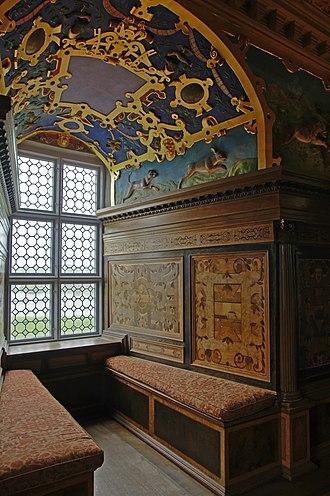 1553 in Sweden - Kalmar slott 8