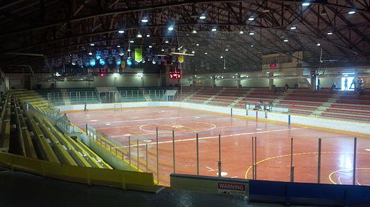 Kamloops Memorial Arena - Wikipedia
